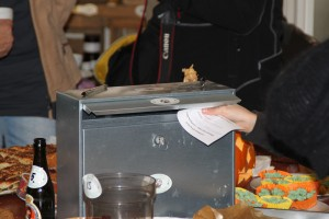 Bagekonkurrence Langemarksgaard 2011